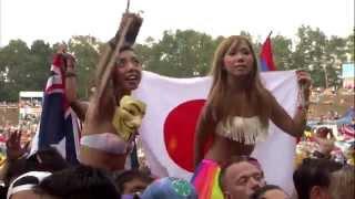 Nicky Romero & Vicetone Let Me Feel Live At Tomorrowland 2014