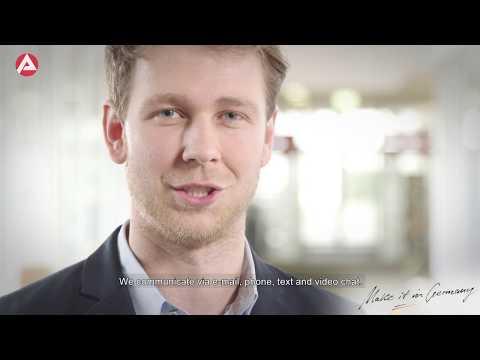 Fachkräfte aus dem Ausland - ZAV-Film informiert Bewerber über den Weg nach Deutschland