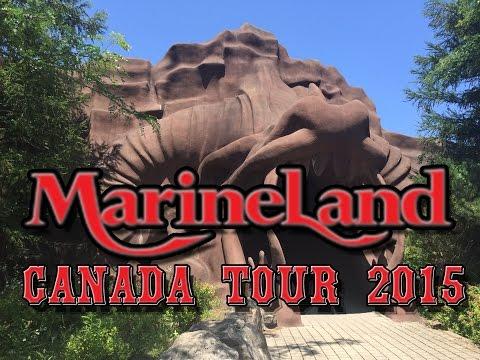 Marineland - Niagara Falls, Canada Tour