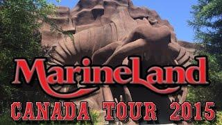 Marineland - Niagara Falls, Canada Tour 2015