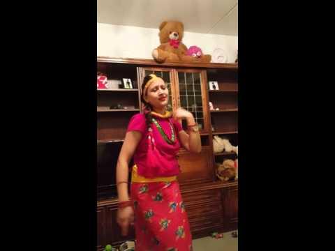 Surke Thaili Khai Nepali dance