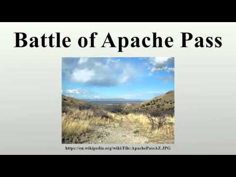 Battle of Apache Pass