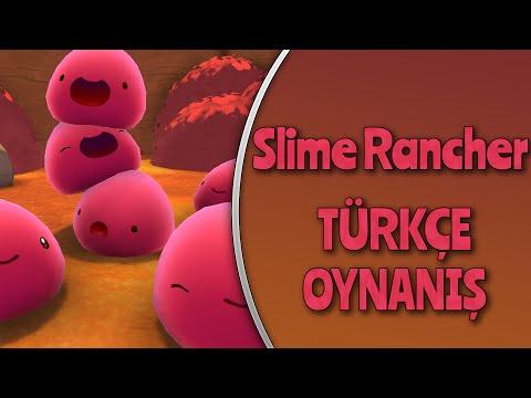 Slime Rancher : Türkçe Oynanış / Bölüm 24 - Açaydım Kollarımı Gitme Diyeydim!