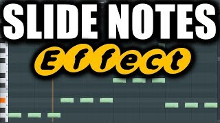 FL STUDIO SCHUIF TUTORIAL | How to Notities FL Studio Piano Roll | Hoe te Gebruiken Portamento FL Studio