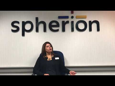 Spherion Interview with We Care/Mental Health and Recovery Services