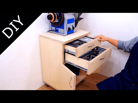 How to make a DIY cabinet