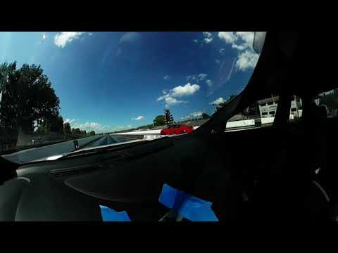 Fusion Sport 2017 Vs Chevy Ss 1 4 Mile Youtube