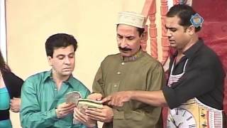 Iftikhar Thakur and Tariq Teddy New Pakistani Stage Drama Full Comedy Clip