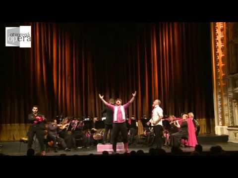 G. Rossini Il signor Bruschino Otvorená opera  Bratislava