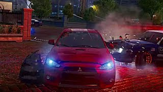 Need For Speed Most Wanted 2012 PC Mitsubishi Evo X