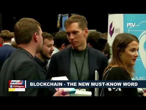 GLOBAL NEWS: Blockchain - The new must-know work