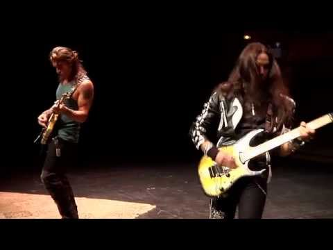 Ethan Brosh (featuring george lynch) DOWNWARD SPIRAL Music Video