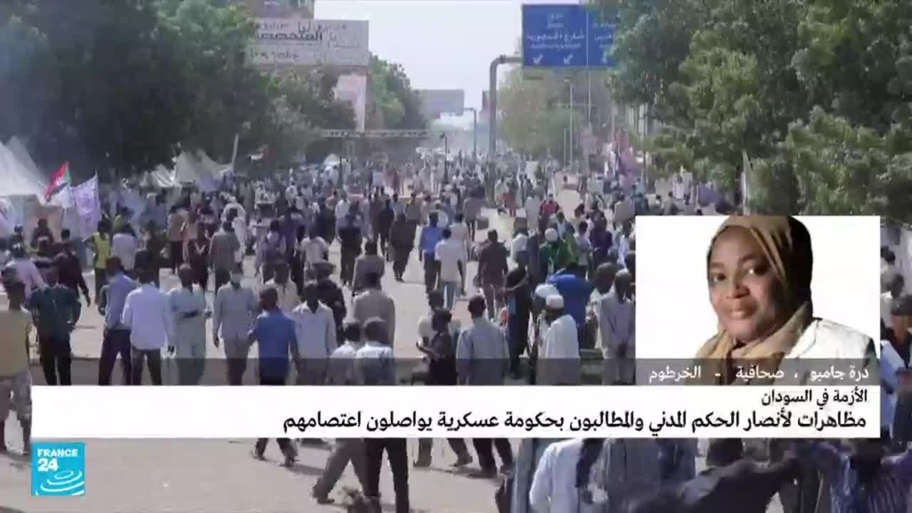 درة جامبو: المسيطر على الأرض في السودان هي لجان المقاومة  - نشر قبل 3 ساعة