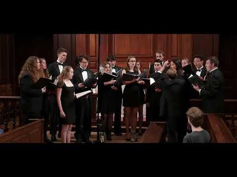 Os Justi (Anton Bruckner) - Christopher Wren Singers - April 2017