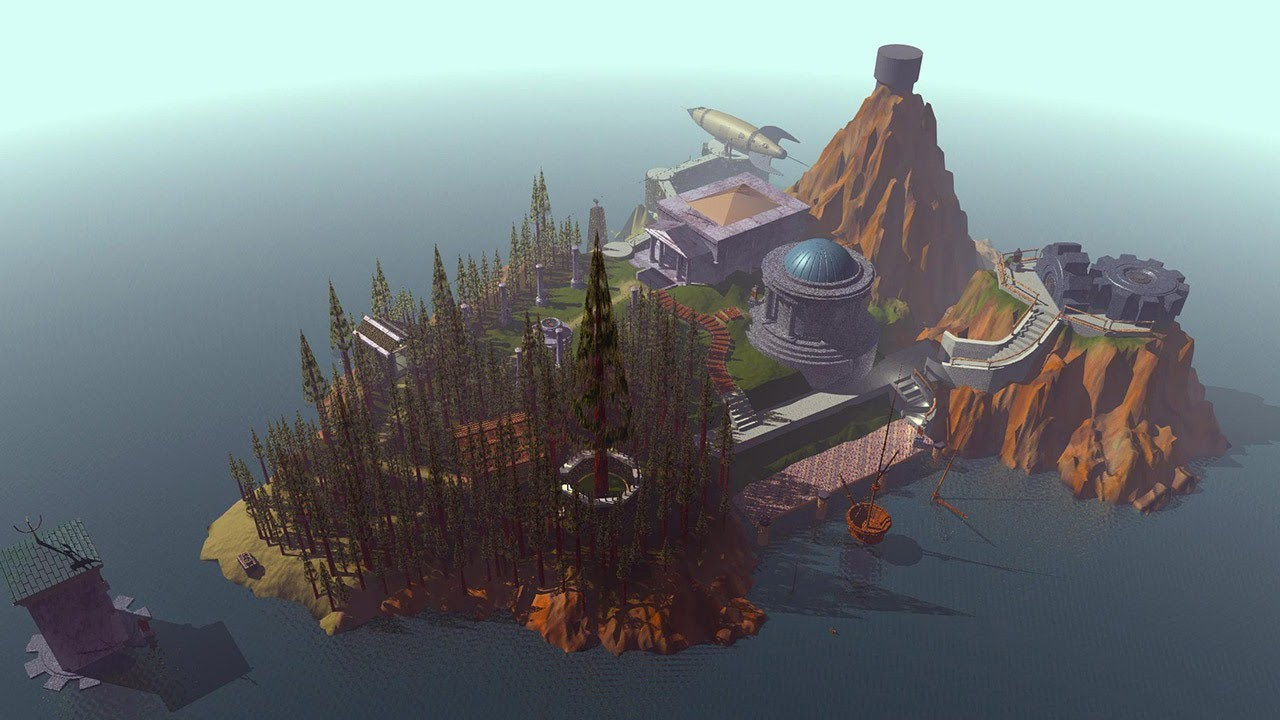 The legacy of the Myst