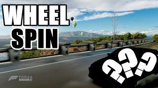 WHEEL SPIN VERSENY | #9 | FORZA HORIZON 3