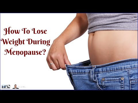How To Lose Weight During Menopause, Naturally? – by Dr Sam Robbins