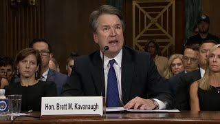 Kavanaugh: 'I was not at the party'