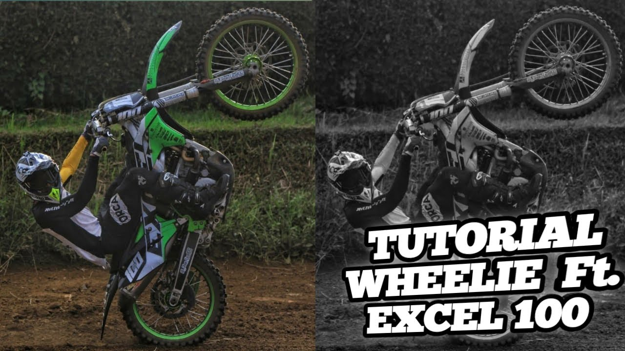 TUTORIAL WHEELIE VERSI EXCEL 100