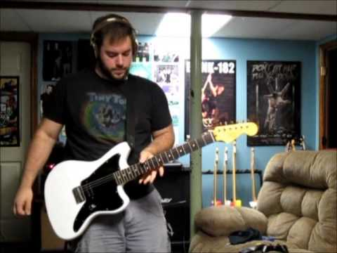 "Blink 182 - Obvious Cover with Tom Delonge ""Obvious"" Guitar"