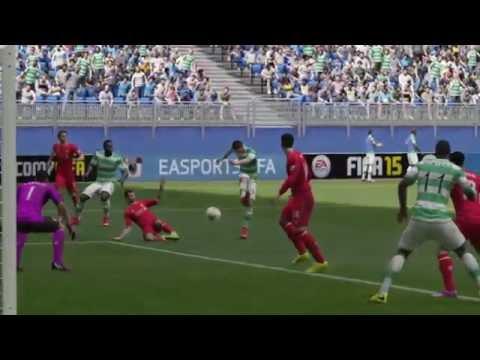 FUT 15 : Best Goal #10   Kevin Mirallas