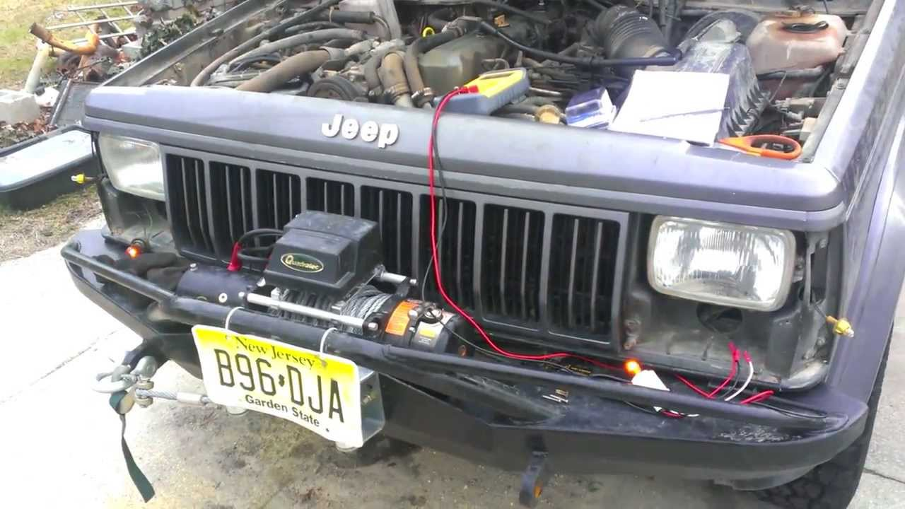 89 Cherokee Fixing Turn Signal Socket Issues