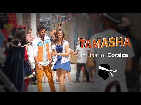 Tamasha in Bastia, Corsica