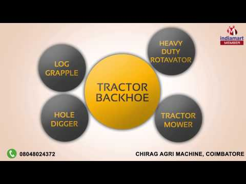 Agriculture Equipment By Chirag Agri Machine, Coimbatore