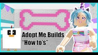 Roblox Adopt Me construye, consejos y trucos