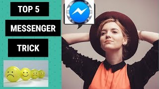 5 Useful Messenger Hacks and secret Tricks 2019| TECH ME