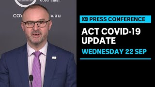 IN FULL: ACT records 17 new cases of COVID-19 | ABC News