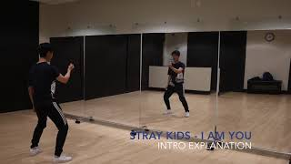 """[ECLIPSE] Stray Kids """"I am YOU"""" Full Dance Tutorial"""