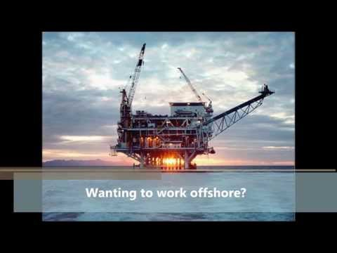 Offshore drilling jobs
