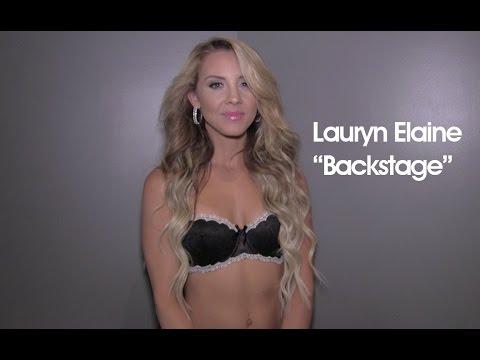 """Lauryn Elaine """"Backstage"""""""