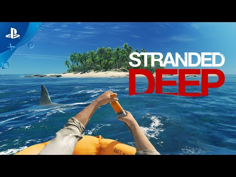 Stranded Deep - Official Launch Trailer | PS4
