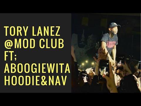TORY LANEZ: MOD CLUB TORONTO HIGHLIGHTS