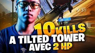 JE FAIS 10 KILLS AVEC 2HP A TILTED TOWER | SOLO VS DUO | 21 KILLS
