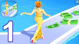 Run Rich 3D - Gameplay Walkthrough Part 1 - All Levels 1-7 (Android, iOS) screenshot 4