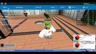 Playing Roblox(limited universe,roblox high school,assassin,murdermystery 2 and things you suggest