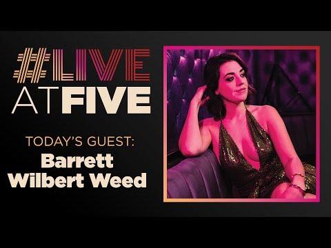 Broadway.com #LiveatFive with Barrett Wilbert Weed of MEAN GIRLS