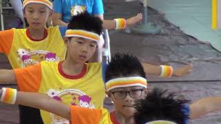 台南市107學年度第十屆健身操比賽--崑山國小(四年級組404)