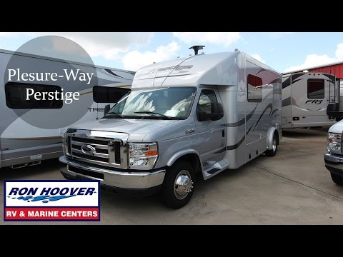 Pleasure Way Prestige at Ron Hoover RV & Marine in Houston Texas 281-829-1560