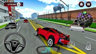 Drive for Speed Simulator #43 🚗 - Fun Car Game Android gameplay