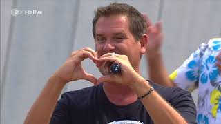 Peter Wackel - I Love Malle - ZDF Fernsehgarten 29.07.2018