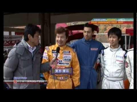 January, 2012 broadcast, Television Osaka   OPTION2 endurance race-1