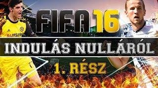 INDULÁS NULLÁRÓL #1 - FIFA 16 ULTIMATE TEAM
