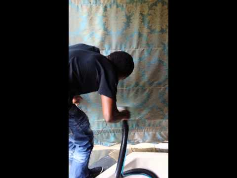 Steam Curtain Cleaning