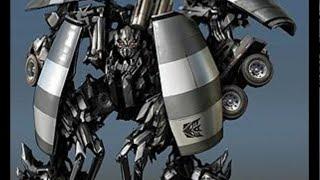 MixMaster VS Grindor big Robots Battle!