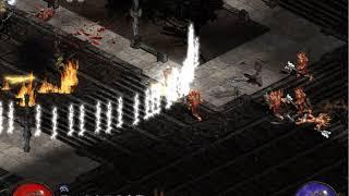 Diablo 2 - MedianXL Sigma - Pentagram Unholy Caster (Cheap Gear)