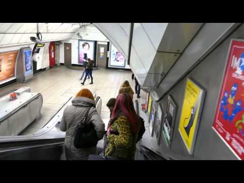 London Underground Marble Arch Station